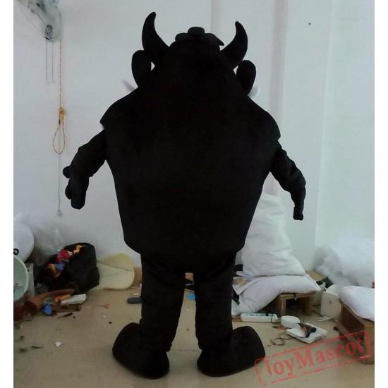 Black Monster Costume Monster Mascot Monster Mascot Costume For Adult