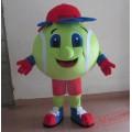 Tennis Mascot