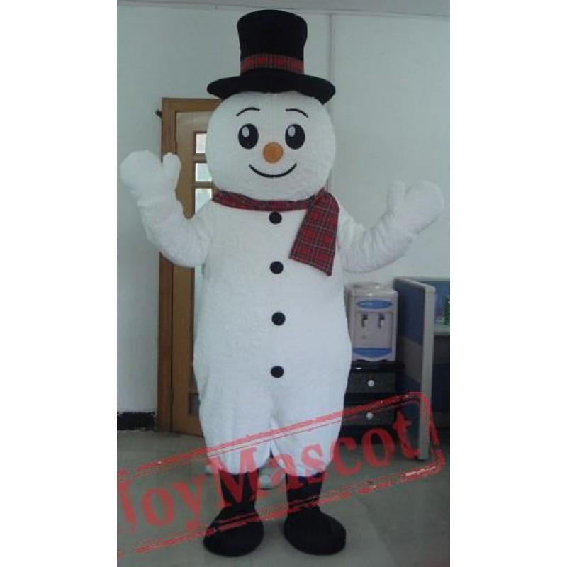 sc 1 st  Mascot Costumes & Snowman Mascot Costume For Adult For Fun