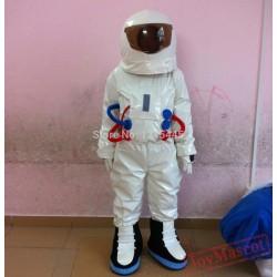 Adult Astronaut Mascot Costume
