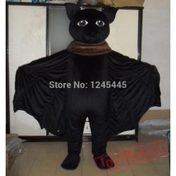 Adult Bat Mascot Costume