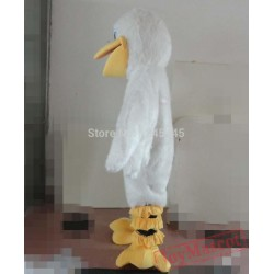 Big Mouth Bird Mascot Costume For Adult