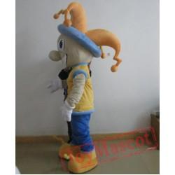Clown Mascot Costume For Adults Clown Mascot