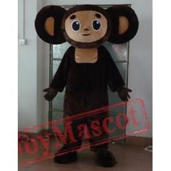 Adult Animal Mascot Costumes Drak Brown Koala Mascot Costumes