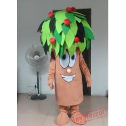 Adult Carnival Costumes Tree/Tree Mascot Costume
