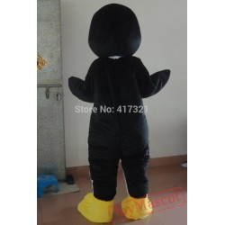 Penguin Costume Black And White Penguin Mascot Costume