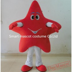 Starfish Mascot Costumes Unisex Starfish Costumes For Adults