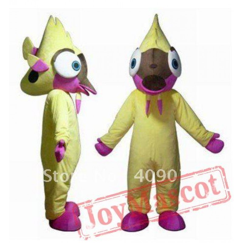 Tropical Fish Mascot Costume Adult Tropical Fish Costume Fish Mascot