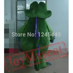 Crocodile Mascot Costume Adult Crocodile Costume