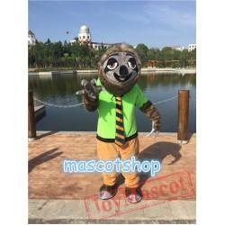 Zootopia Plush Mascot Costume Cartoon Officer Judy Hopps Rabbit Mascot