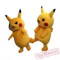 Pikachu Mascot