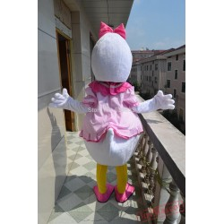 Daisy Mascot Costume Adult Clothing