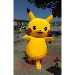 Pikachu Mascot Costume Cosplay Adult Mascot Costume