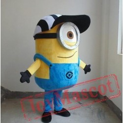 Mascot Costume Minion Mascot Cartoon Costume