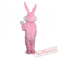 Bugs Bunny Mascot Costume Cosplay Easter Bunny Rabbit Costume