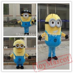 Minion Mascot Costume For Adults