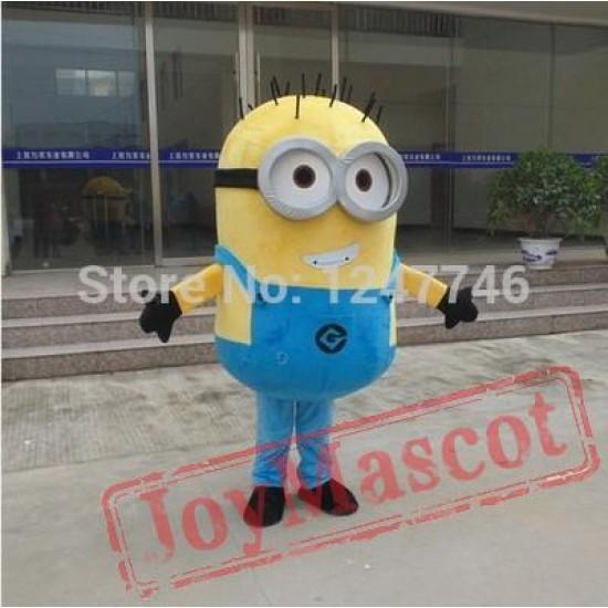 Minion Mascot Costume For Adults