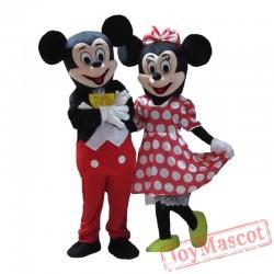 Minnie Mascot Minnie Mascot Costume