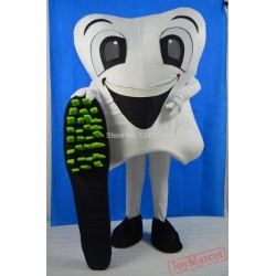 Adult Tooth Mascot Costumes/ Cartoon Costume/ Cartoon