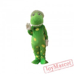 Dorothy The Dinosaur Mascot Costume