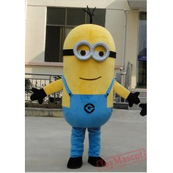 Minion Mascot Costume Cosplay Minions Mascot Costume