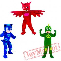 Catboy PJ Masks Costumes Mascot Costumes for Adult & Kids