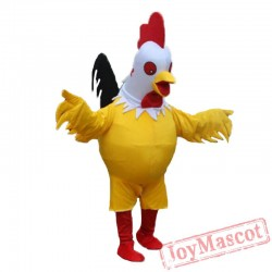Chicken Mascot Costume For Adult Costume