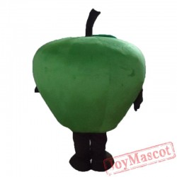 Carnival Costume Little Read Apple Mascot Costume