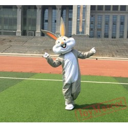 Cosplay Festival Easter Bunny Rabbit Adult Cartoon Mascot Costume
