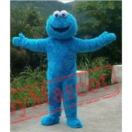 Cheap Cookie Sesame Street Mascot Costume Halloween Costumes