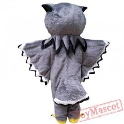 Owl Mascot Costume Adult Owl Mascot Costume