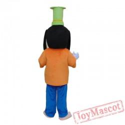 Adult Goofy Dog Mascot Costume Carnival Costume