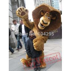 Big Head Lion Mascot Costumes Gift Animal Mascot