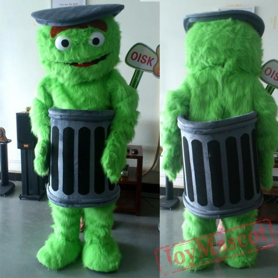 Sesame Street Oscar the Grouch Toddler Costume