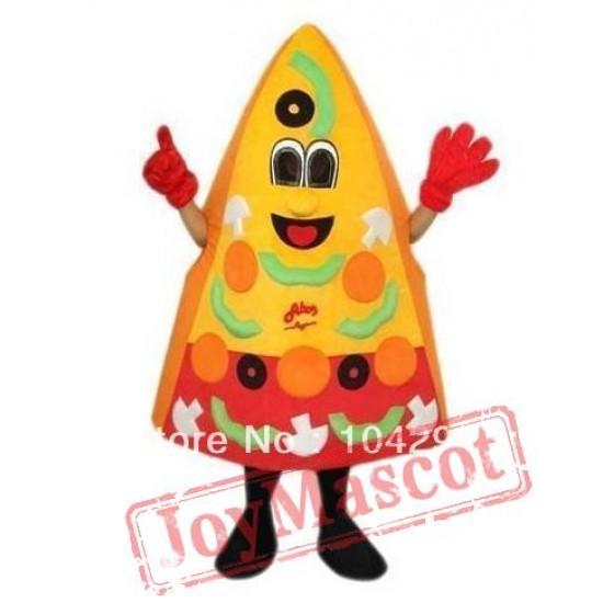 Pizza Food Mascot Costumes