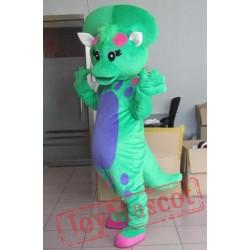 Funny Baby Bop Dinosaur Cartoon Mascot Costumes