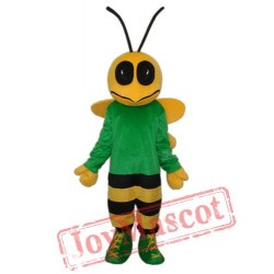 Apis Nulunsis Tingek Bee Cartoon Mascot Costumes Halloween