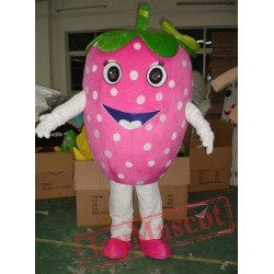 Strawberry Mascot Costumes Halloween Easter