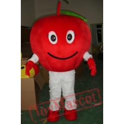 Apple Fruit Mascot Costumes Halloween Easter