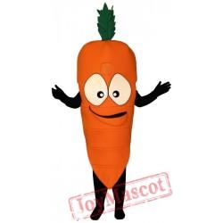 Food Carrot Cartoon Mascot Costumes Halloween