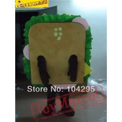 Hamburger Sandwich Mascot Costume For Halloween