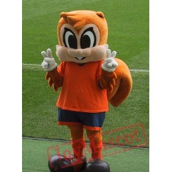 Football Sport Ardi Owl Cartton Mascot Costume