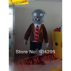 Zombie Cartton Mascot Costumetfit