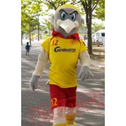 Football Sport Butorides Birds Cartton Mascot Costume