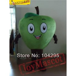 Red Apple Mascot Costume For Halloween