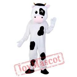 Cow Mascot Costume Animal Costume Halloween Costume