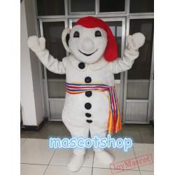 Scary Clown Mascot Costume Design Mascot Carnival Costume