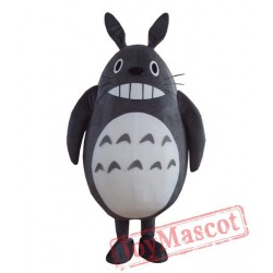 Totoro Plush Mascot Costume Christmas Cosplay Mascot Costume