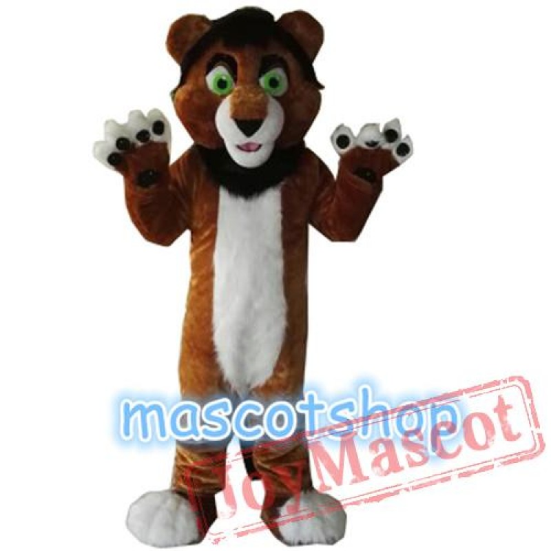 sc 1 st  Mascot Shop & Brown Husky Mascot Costume Adult Fox Dog Wolf Costume