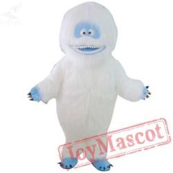 Deluxe Yeti Abominable Snowman Mascot Costume Halloween Adult